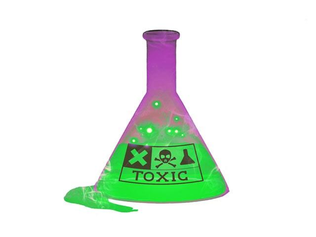 токсично
